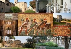 Top Sights to See in Ravenna near Venice include 8 UNESCO-listed sites and the tomb of Dante.