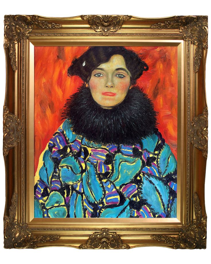 You need to see this Portrait of Johanna Staude, 1917-1918 by Gustav Klimt on Rue La La.  Get in and shop (quickly!): http://www.ruelala.com/boutique/product/99068/28176495?inv=katfinsand&aid=6191