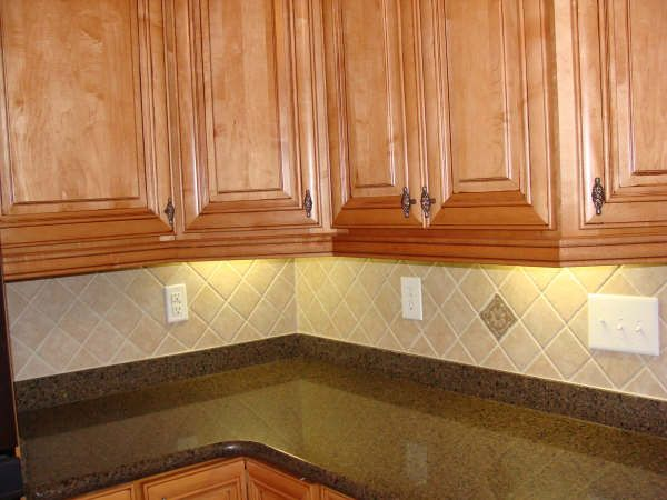 ceramic tile backsplash - Abnehmbare Backsplash Lowes