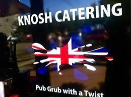 Knosh Food Truck - Brit themed comfort food