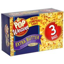Weaver Popcorn...Founded in Indiana