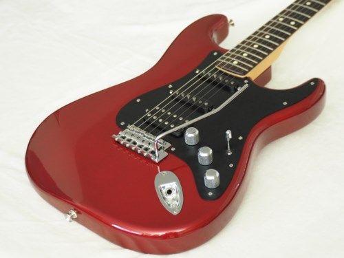 Fender Standard Stratocaster 2006 2017 Reverb >> 2006 Fender Stratocaster Fsr 60th Anniversary Red In 2019 Newest
