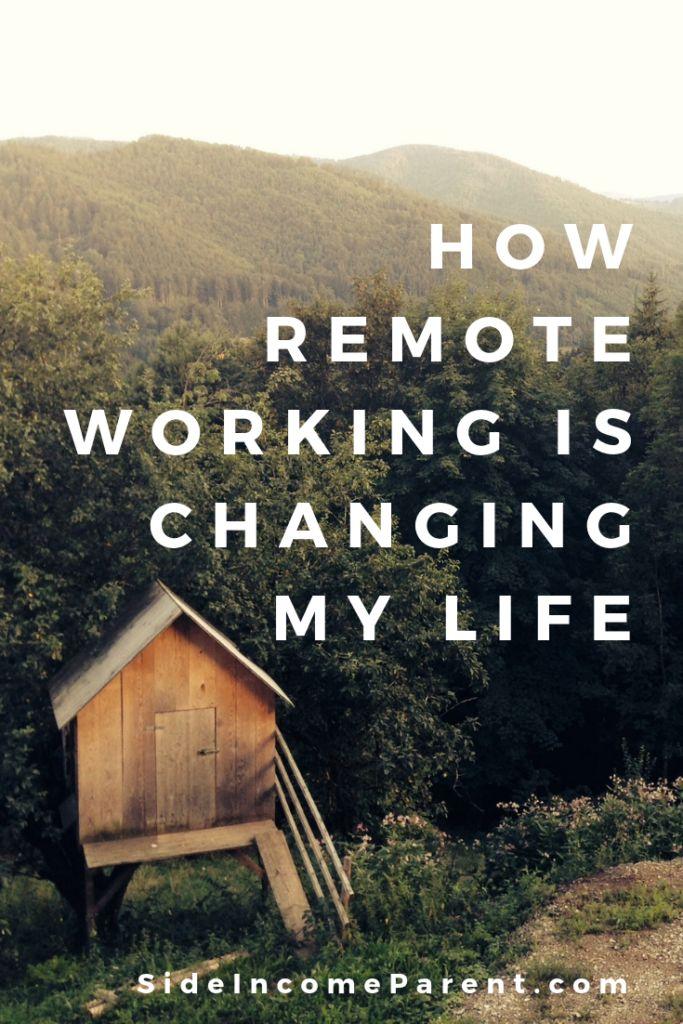 Remote working benefits – 5 ways it's changed my life – Remote Working