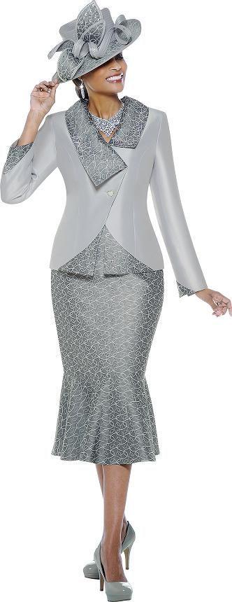 Susanna 3571 Womens Asymmetric Suit