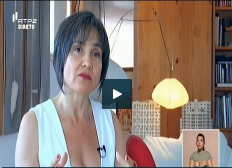 "SMART CITIES on TV – RTP2  I was interviewed by Joana Riachos on the subject of Smart Cities for the television programme ""Sociedade Civil"" on RTP2 – check the link below (starting from minute 55)"