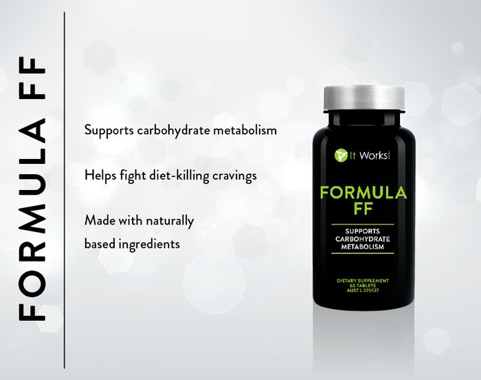 Formula FF- Supports carbohydrate metabolism