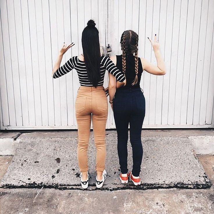Thalita Ferraz e Julia c forti