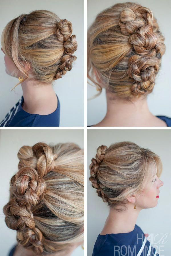 The French Roll Twist Pin Braid Inspired By My French Twist Pin