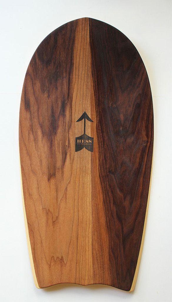 Danny Hess Peanut Shark Bodyboard