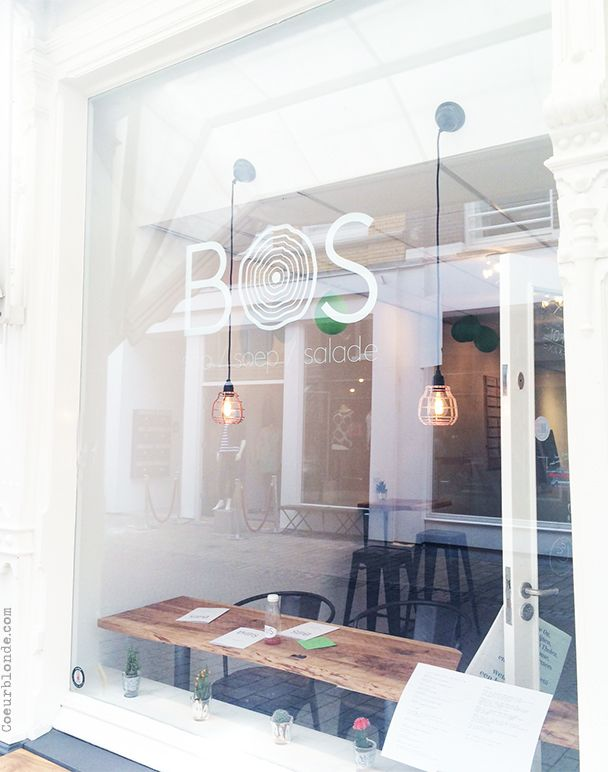 Food Hotspots Haarlem | BOS salade- & sappenbar