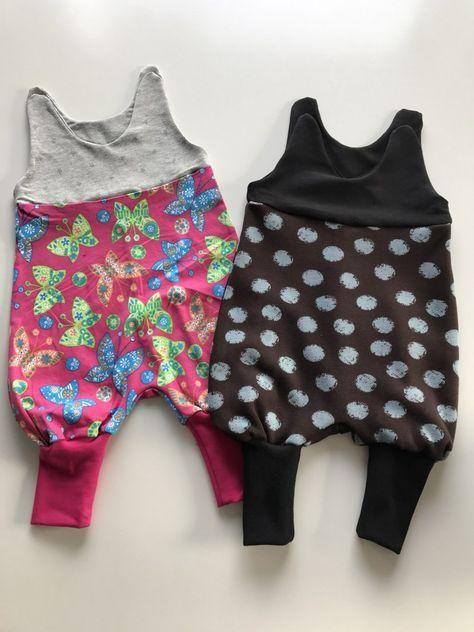 Eine schöne kleine Sammlung verschiedenster, kostenloser Schnittmuster für Babys. Egal ob Hosen, Hoodies, Strampler oder Kleidchen, selbst ans Zubehör wird hier gedacht...