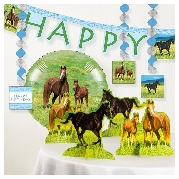 Best 25+ Horse Birthday Parties Ideas Only On Pinterest