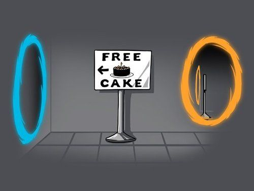 From 'Portal' to cakebarring, the Internet has a long history with this confectionary creation.