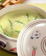 Kuşkonmaz Çorbası Tarifi      www.afiyetle.com