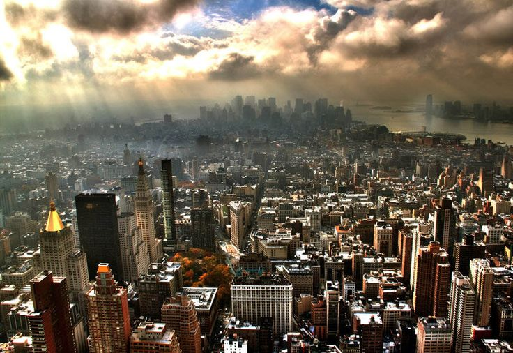 NYC, my favourite city in the world (after Birmingham :D )