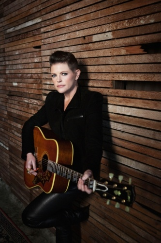 Natalie Maines (originally of The Dixie Chicks) - Amazing voice and not afraid to speak her mind!