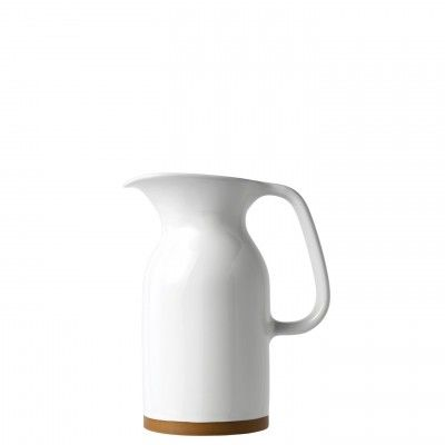 Olio White Jug - Barber and Osgerby