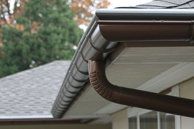 Install a Seamless Gutter System | Time of Tempest |17 Trouble-Free Ways To Have A Storm-Proof House