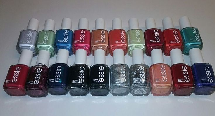 20 ESSIE Wholesale Nail Polish MIXED NO REPEATS baby bridal shower party favor  #Essie