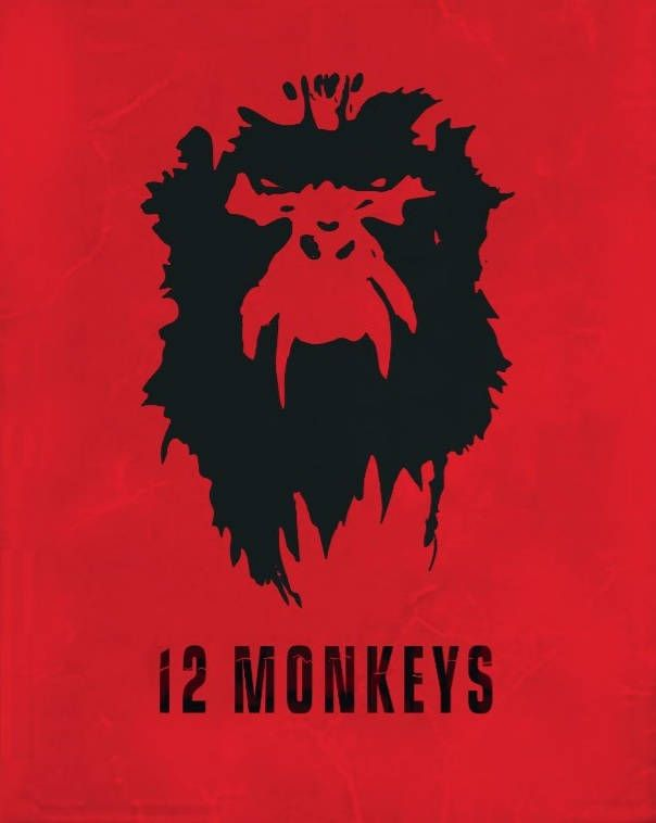 12 Monkeys tv series, 12 twelve monkeys army movie, 12 monkeys poster, jennifer goines, 12 monkeys sketch, gifts for him, virus cult, barrel of monkeys, terry gilliam, 12 monkeys fan gift, brad pitt, home decor, wall decor, wall art, 12 monkey cole  Follows the journey of a time traveler from the post-apocalyptic future who appears in present day on a mission to locate and eradicate the source of a deadly plague that will nearly destroy the human race.  DETAILS  ►Paper: Matte / 121.6 lbs...