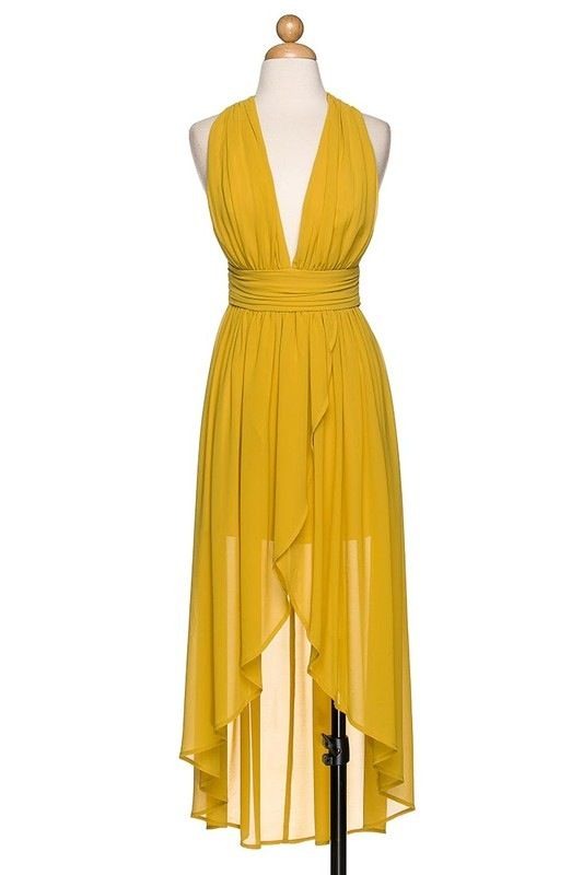 Image of GYPSETTE CLOTHING   MAUI DRESS