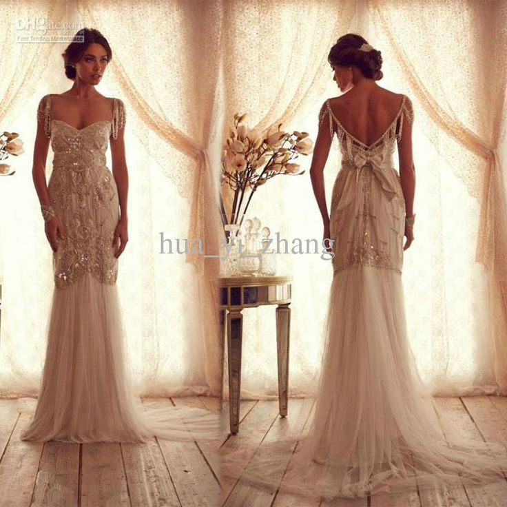 Trending Wholesale Wedding Dresses Buy Wedding Dresses Gowns Inspired by Anna Campbell Mermaid Chiffon
