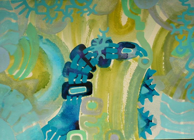 Brána Obraz pochází z nové kolekce obrazů vytvořených kombinovanou technikou, kterou jsme si upravila sobě na míru. Od kresby oblíbenými akvarelovými pastely jsem došla ke klasickému akvarelu. Akvarelové barvy jsou zkombinovány s akvarelovým pastelem, který po nastrouhání a rozpuštění ve vodě slouží jako běžné akvarelové barvy, pouze je sytější a ve větší ...
