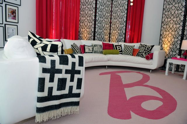 Photos of Barbie's--Yes, the Doll--New Dream House in Malibu: LAist