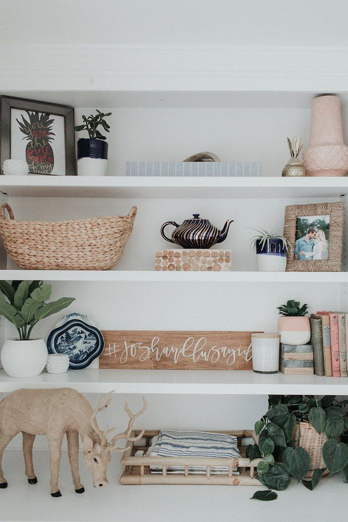 Coastal Meets Boho In This One Of A Kind Home Glitter Guide