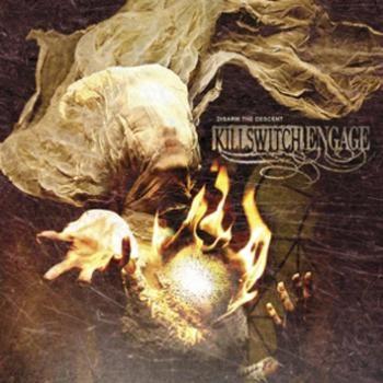 """L'album dei  #KillswitchEngage intitolato """"Disarm the descent""""."""