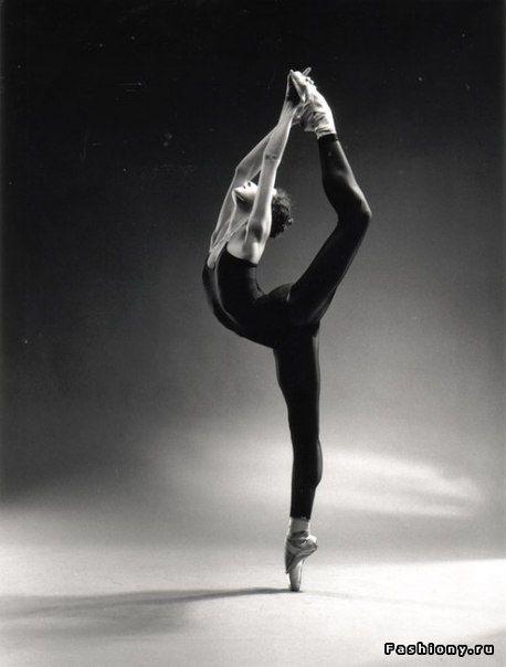 ...жизнь балерины...