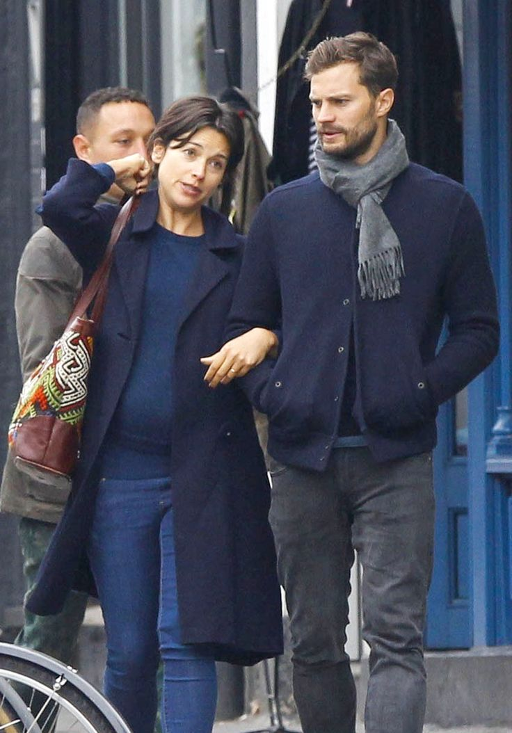 Baby Bump Watch For Jamie Dornan's Wife? - http://site.celebritybabyscoop.com/cbs/2015/10/17/watch-jamie-dornans #AmeliaWarner, #Babybump, #Babybumpwatch, #Fiftyshades, #FiftyShadesofGrey, #JamieDornan