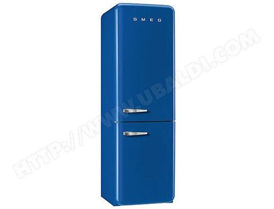 Réfrigérateur combiné SMEG FAB32RBLN1