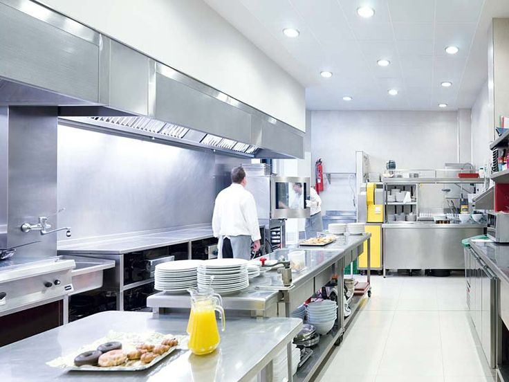7 best mobiliario de cocina industrial gamadecor images on pinterest kitchen industrial - Mobiliario de cocina industrial ...