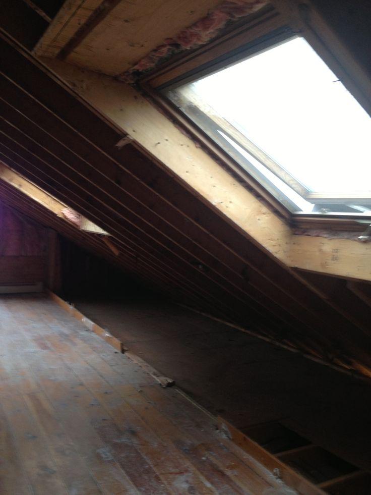 Third Floor Before