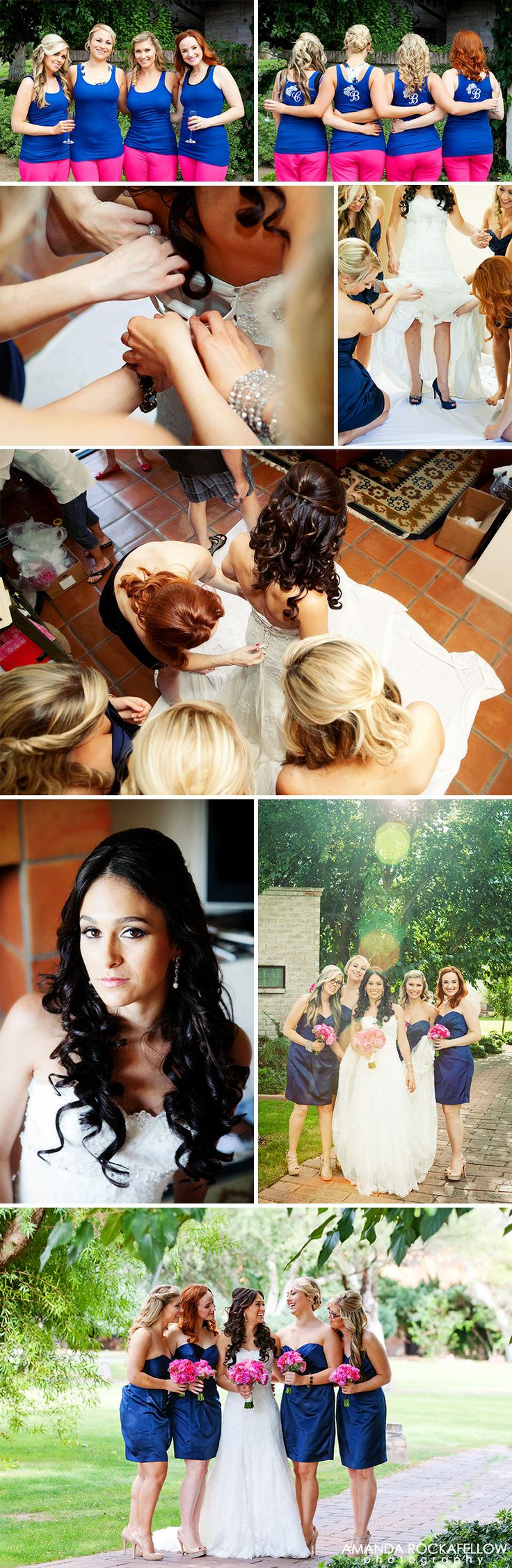 80 best bridal parties by margarita godiva's i do hair and makeup