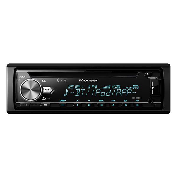 Pioneer DEH-X5900BT Bluetooth Autóhifi Fejegység #mobilzene, #pioneer, #fejegység, #bluetooth, #cd