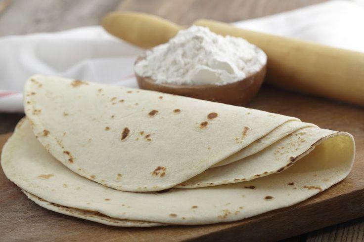 Tortillas messicane fatte in casa - Le Ricette dell'Amore Vero