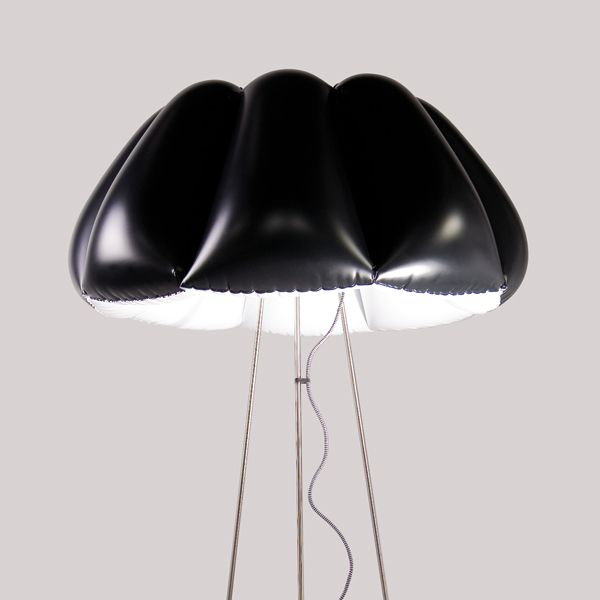 Orca floor lamp