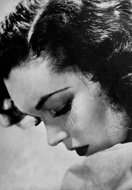 retrogirly:  Maureen O'Sullivan
