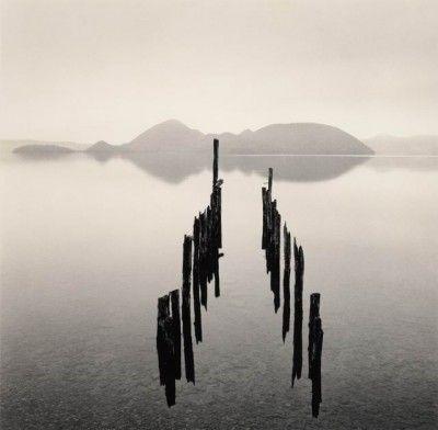 Reflections                                                               @ Michael Kenna