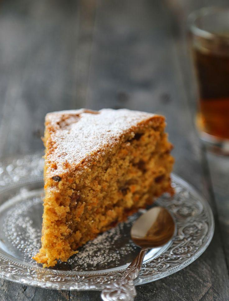 Carrot Cake moelleux , parfumé comme à Londres - On dine chez Nanou ...