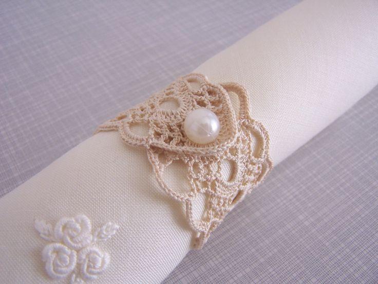 91 best crochet napkin rings images on pinterest napkin rings crochet napkin rings solutioingenieria Choice Image