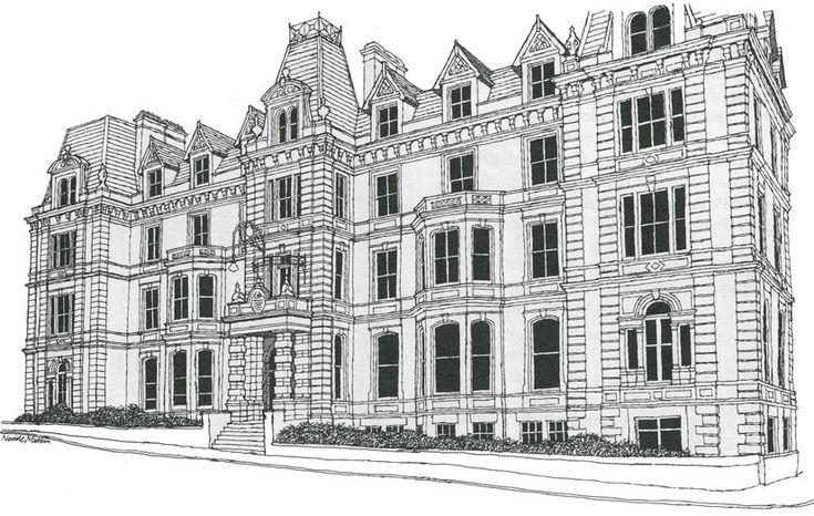 Hanley Town Hall, Albion Street, Hanley