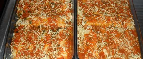 Copie a Receita de Lasanha com massa de panqueca - Receitas Supreme