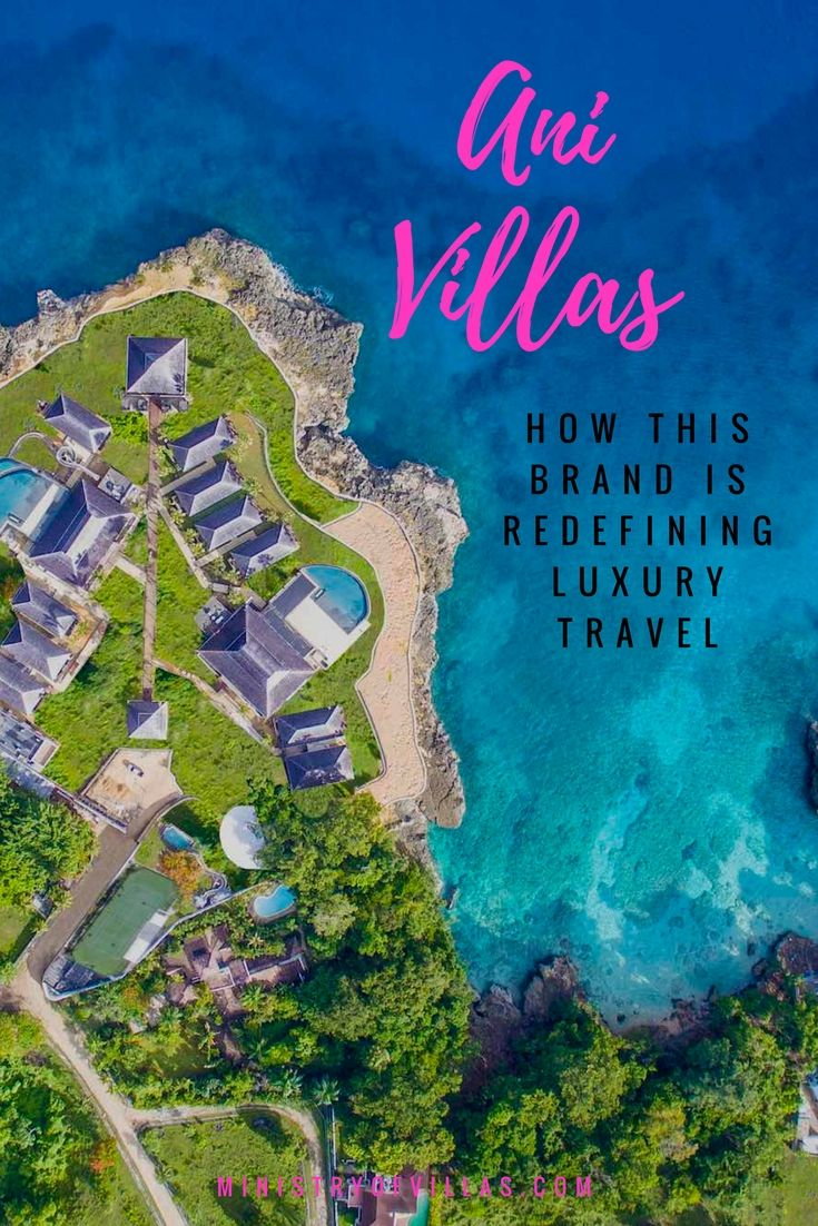 Ani Villas is a unique luxury brand that's redefining all inclusive holidays. Click through to discover the most extravagant way to travel today.