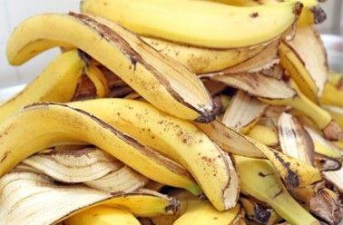 12 utilisations surprenantes des peaux de banane !