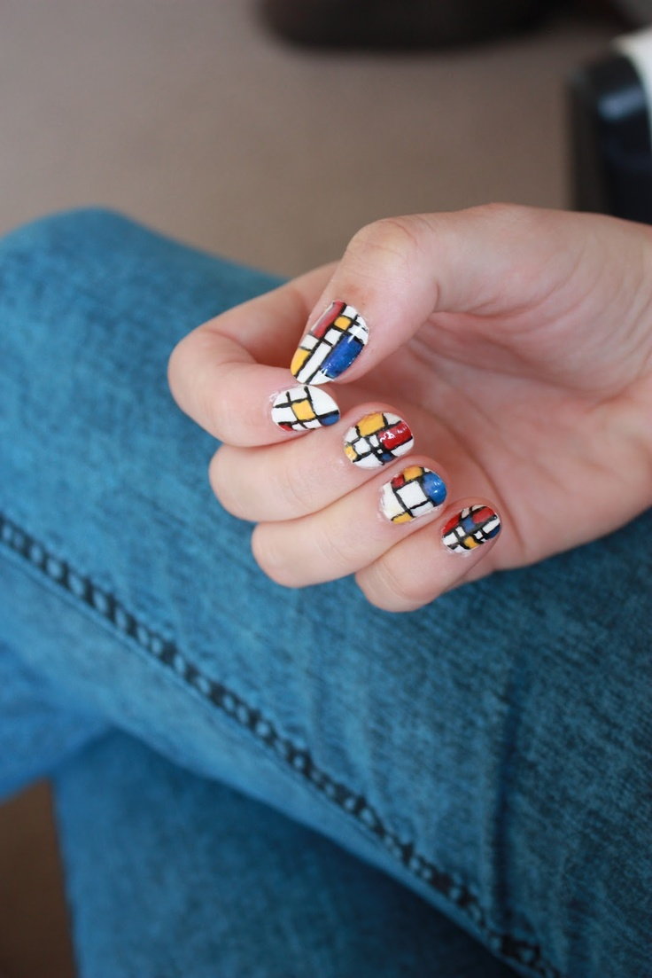 74 mejores imágenes de Nails - Patterns en Pinterest | Uñas bonitas ...