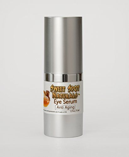 Best Eye Serum 375 Hyaluronic Acid Intense Hydration for Dark Circles Wrinkles Puffiness and Bags Vitamin C Retinol Vitamin E Manuka Honey Aloe Vera Alcohol Free Fragrance Free 12oz *** This is an Amazon Affiliate link. Be sure to check out this awesome product.