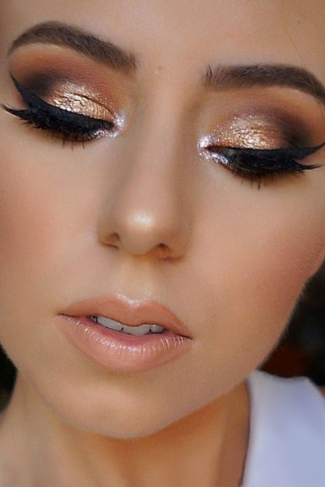 Video Makeup Tutorials: 39 Top Rose Gold Makeup Ideas To Look Like A Goddess
